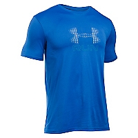 Polera UA Run Icon Azul
