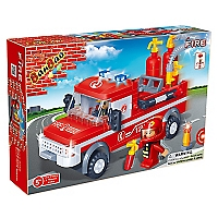 Juego Armable Fire Fighter 158 Piezas