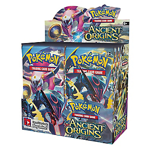 Xy Ancient Origins Booster Display