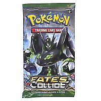 Xy Fates Collide Booster