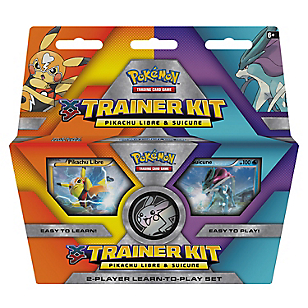Xy Trainer Kit Pikachu Libre Y Sui