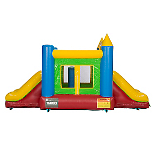 Castillo Doble Tobogan 4 x 3