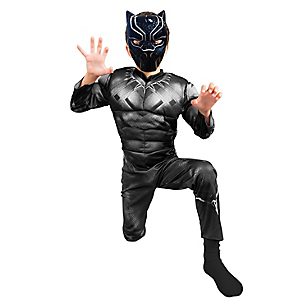 BLACK PANTHER CIVIL WAR DELUXE T4 6