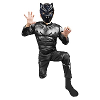 BLACK PANTHER CIVIL WAR DELUXE T7 8