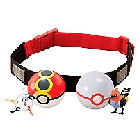 Clip N Carry Poke Ball Belt