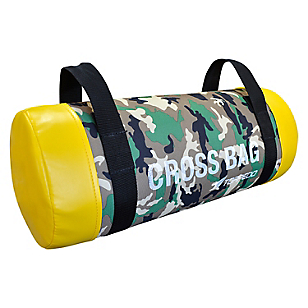 Saco Cross Bag Camuflado 5 Kg