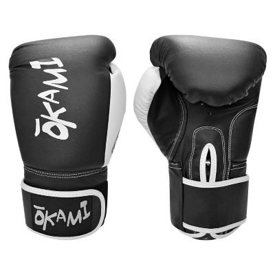 Guante de Box Negro Ft Hook 12Oz