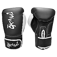 Guante de Box Negro Ft Hook 14Oz