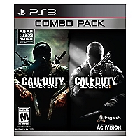 Juego Cod Combo Pack 1 - 2 PS3
