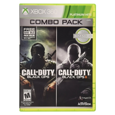 Juego Cod Combo Pack 1 - 2 Xbox 360