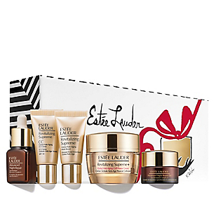 Set Tratamiento Rostro Starter Revitalizing Supreme Power Crema para Rostro 15 ML + Mascarilla Revitalizing Supreme 7 ML + Crema CC Revitalizing Supreme 7 ML + Suero Advanced Night Repair 7 ML + Suero Advanced Night Repair Ojos 5 ML