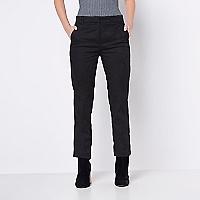 Pantalón Texturado Bootcut