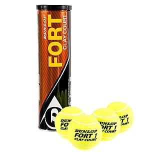 Tarro de Pelotas de Tenis Fort