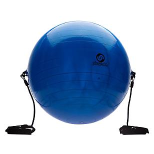 Pelota Pilates Con Correa 65 cm