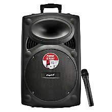 Parlante Amplificador Karaoke