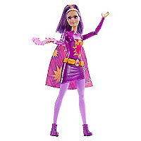 Mu�eca S�per Princesa Purpura