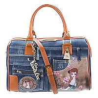 Cartera de Hombro Boston Tina JS10134-Tin
