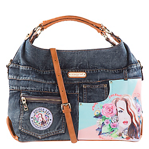 Cartera de Hombro Handbag Gemma JS11415-Gem