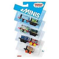 Minis Locomotoras de Colecci�n