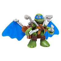 Figura Básica T Ninja Leonardo
