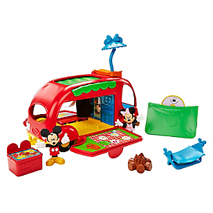 Casa Rodante de Mickey