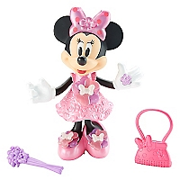Disney Minnie Moños Flores