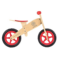 Bicicleta V17 Wood Bike