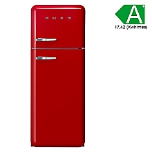 Refrigerador Retro Rojo