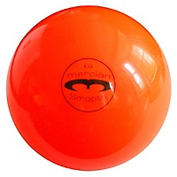 Pelota Hockey Smooth Naranja