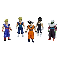 Set 5 Figuras Dragon Ball Z