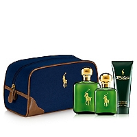 Set Polo EDT 118 ML + Polo EDT 59 ML + After Shave 100 ML