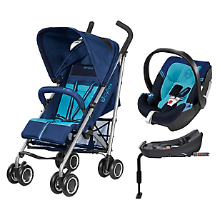 Coche Travel System Onyx Navy