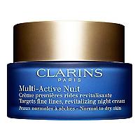 Tratamiento Antiedad Multi Active Nigth Cream Normal To Dry
