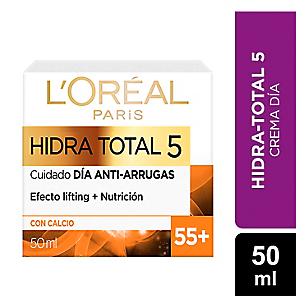 Tratamiento Antiedad Hidra Total 5 +55