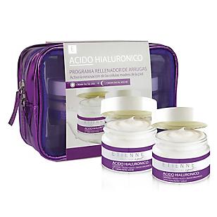 Tratamiento Antiedad Hialur Día y Noche 50 ML + Cosmetiquero