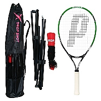 Kit Red Mini Tenis + 2 Raquetas J