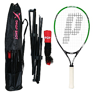 Kit Red Mini Tenis + 2 Raquetas J