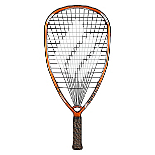 Raqueta Racquetball O3 Tour Naranja