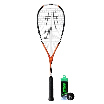 Raqueta Squash Impact 200 + Pelota