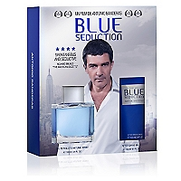 Blue Seduction EDT 100 ML + Aftershave 100 ML