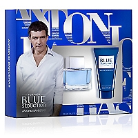 Blue Seduction EDT 50 ML + Aftershave 50 ML