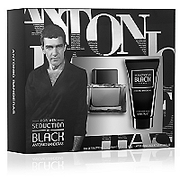 Seduction Black EDT 50 ML + Aftershave 50 ML