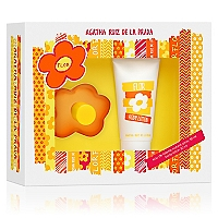 Flor EDT 50 ML + Body Lotion 50 ML
