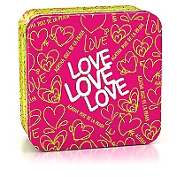 Estuche Love Love Love EDT 50 ML + Bálsamo Labial Kiwi 15 ML