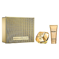 Set Perfume Lady Million EDP 80 ML + Body Lotion 100 ML