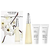 Set L´eau D´issey EDT 50 ML + Body Lotion 50 ML + Shower Gel 50 ML