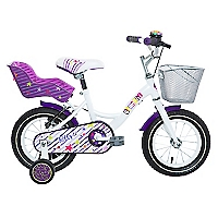 Bicicleta Aro 12 Kitty