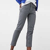 Jeans Straight Retro