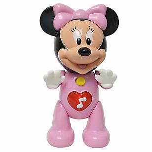 Baby Minnie Figura Melodías