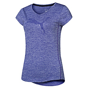 Polera Heather Cat Azul